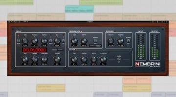 Nembrini Audio Delay3000