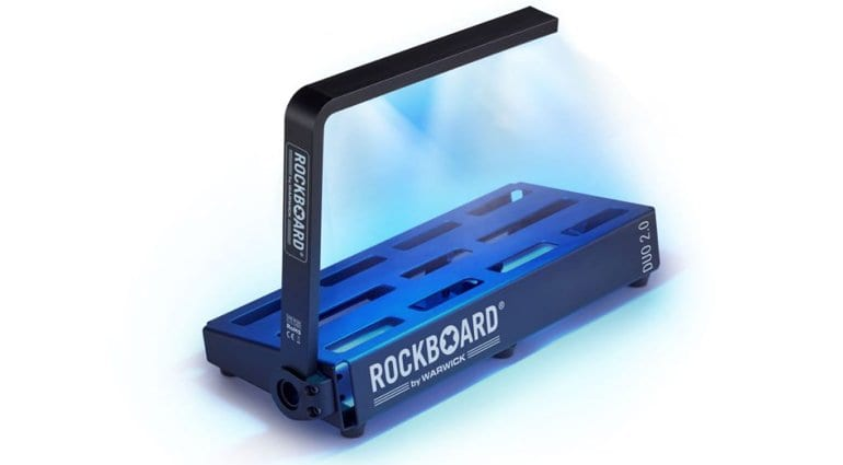 RockBoard LED Light - Perfect for knob twiddling in the dark