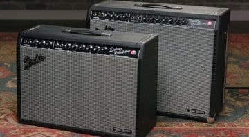 Summer NAMM 2019 Fender Tone Master Deluxe Reverb and Twin Reverb