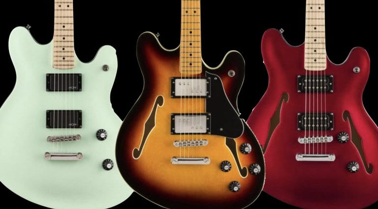 Namm 2020 Summer.Summer Namm 2019 Squier Starcaster Officially Announced