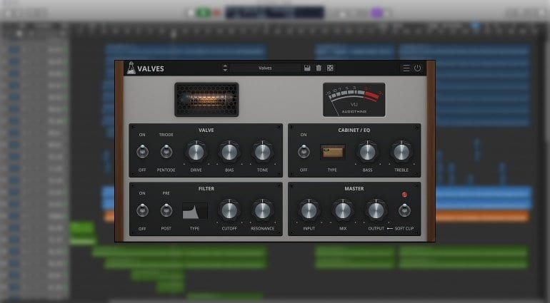 audiothing valves gui