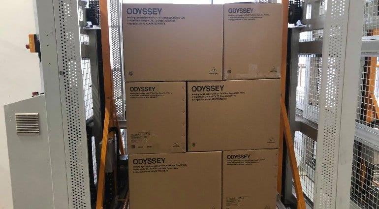 Behringer Odyssey boxes