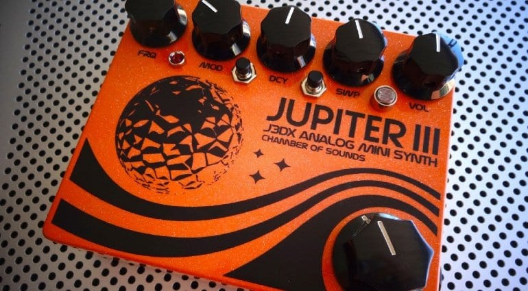 Chamber of Sounds Jupiter III J3DX