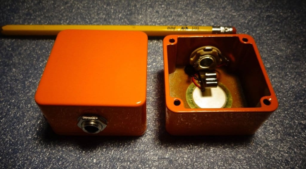 Chamber of Sounds Jupiter III J3DX piezo box