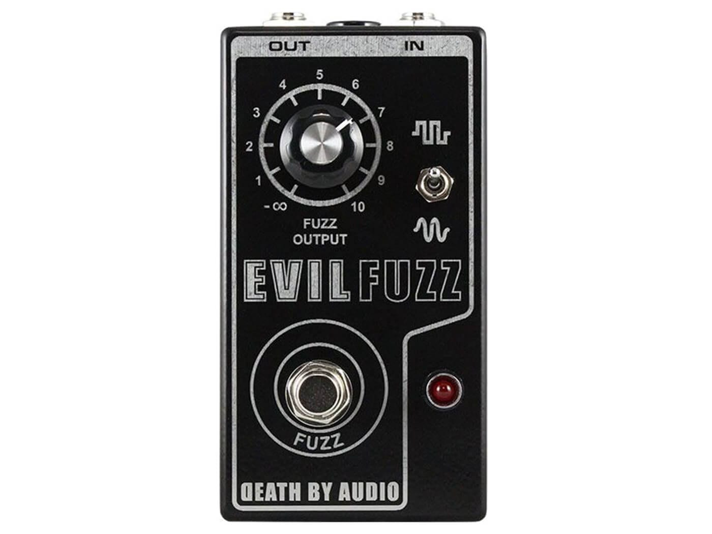Death By Audio Evil Fuzz