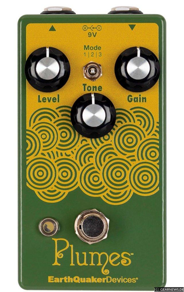 EarthQuaker Devices Plumes - Just Another Tubescreamer