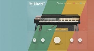 e-Instruments Vibrant Electric Pianos