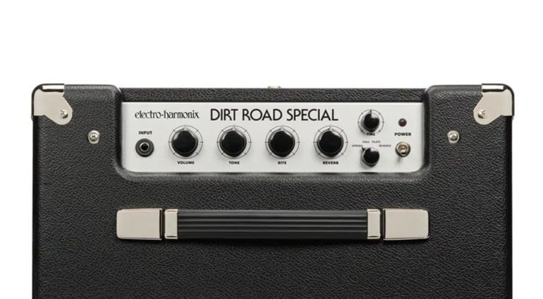 EHX Dirt Road Special control panel
