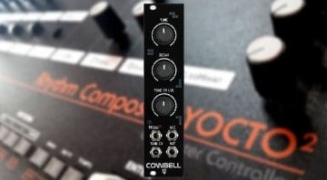 Erica Synths Cowbell