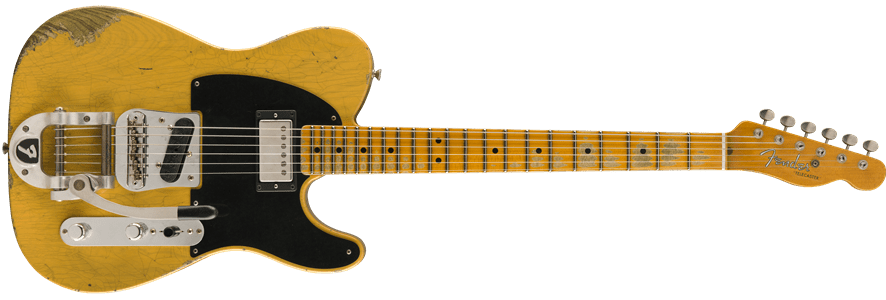 2019 Limited Edition '50S Vibra Tele Heavy Relic