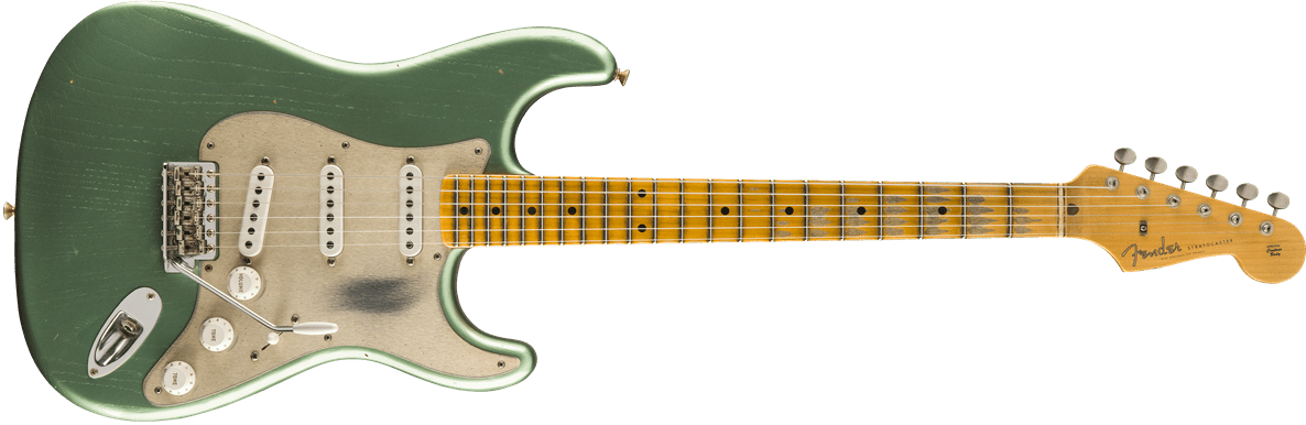 2019 Limited Edition '55 DUAL-MAG Strat Journeyman Relic