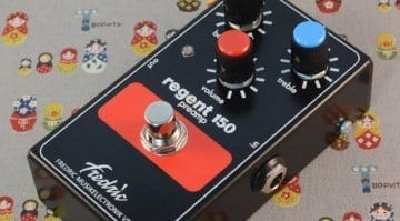 Frederic Effects Regent 150 preamp