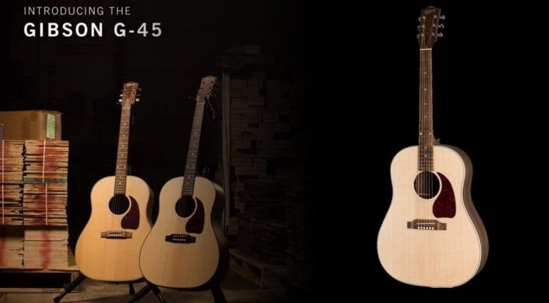 Gibson G-45 Acoustics