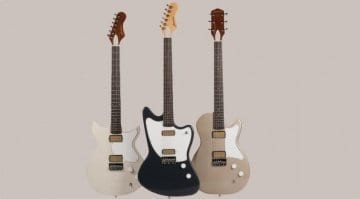 Harmony Guitars Silhouette, Rebel and Jupiter