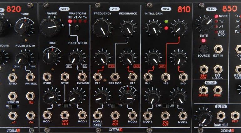 System80 modules