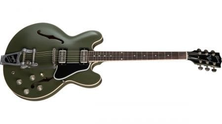 gibson launches chris cornell es 335 tribute model 250 units to be sold. Black Bedroom Furniture Sets. Home Design Ideas