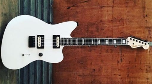 EMG 'leak' new Fender Jim Root signature Jazzmaster