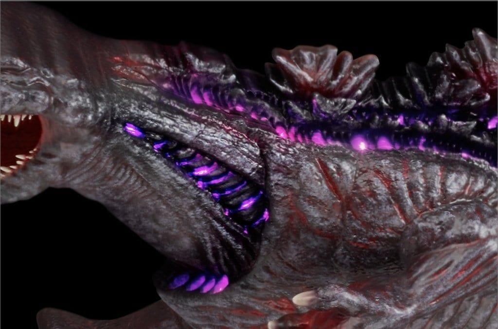 ESP limited-edition Godzilla model a radioactive tone monster?