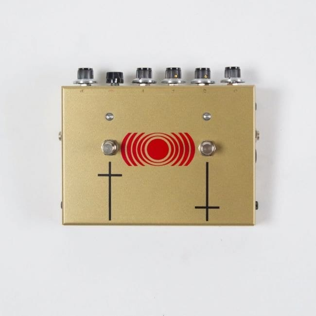 EarthQuaker Devices Sunn O))) Life Pedal gold reissue