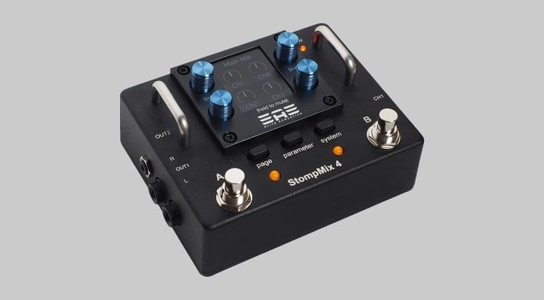 Elite Acoustics EAE Stompmix 4