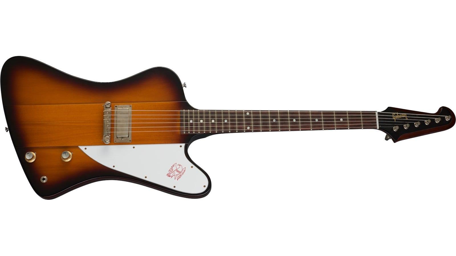 Eric Clapton Firebird 1 with Lightning Bar