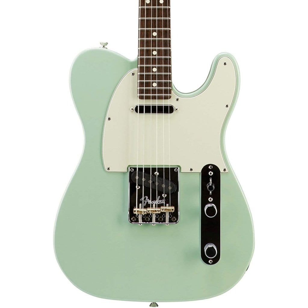 Fender FSR Limited Edition American Professional Telecaster in Surf Green with Rosewood Neck