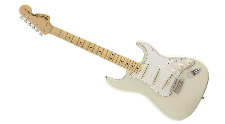 Fender Jimi Hendrix Custom Shop 'Woodstock' Strat