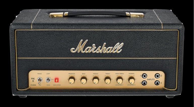 Marshall Studio Vintage SV20H - 20 watt Plexi style head