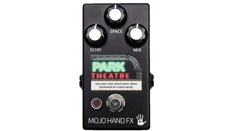 Mojo Hand FX Park Theater