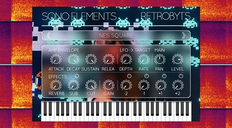 RetroByts Sono Elements