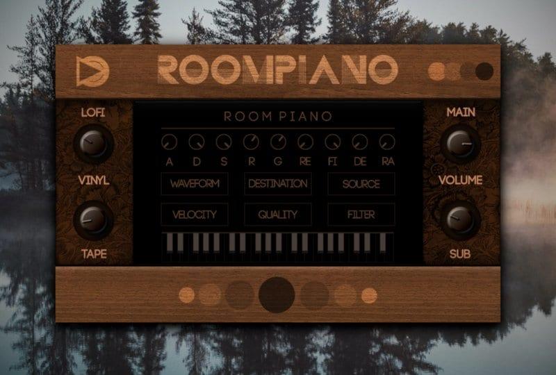 SampleScience Room Piano V2