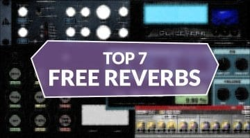 The 7 Best Free Reverb Plug-ins!