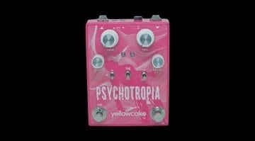 Yellowcake Pedals induces Psychotropia - Tripping Balls?