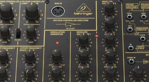 Behringer News and rumors - gearnews com