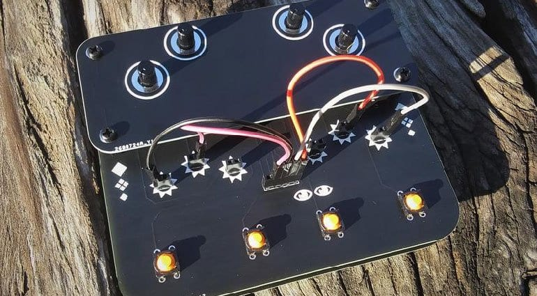 Ellistronics Multi-Synth 2020-2
