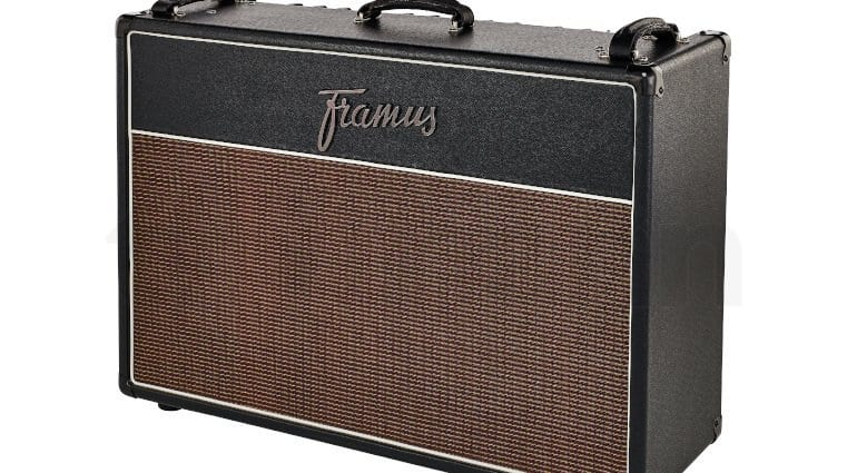 Framus Ruby Riot I black