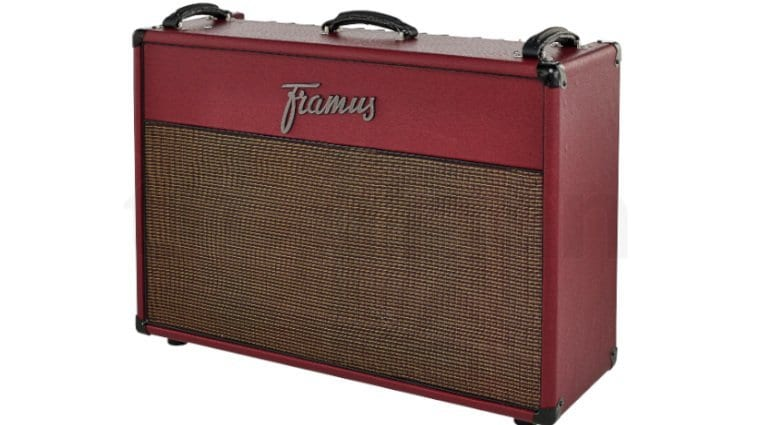 Framus Ruby Riot I red