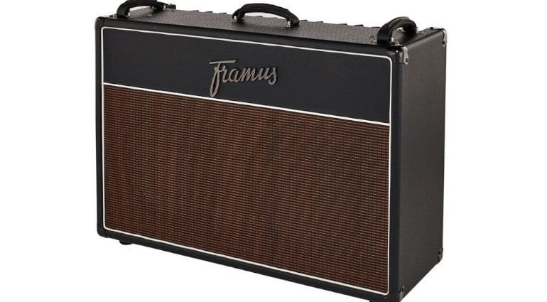 Framus Ruby Riot II black