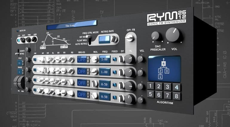 Inphonik RYM2612