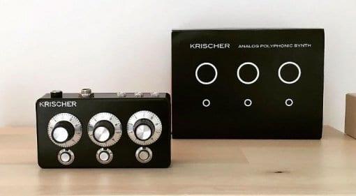 Krischer Analog Polyphonic Synth V2