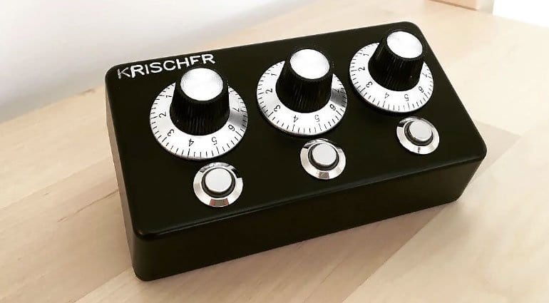 Krischer Analog Polyphonic Synth V2
