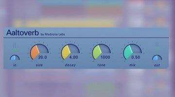 Madrona Labs Aaltoverb