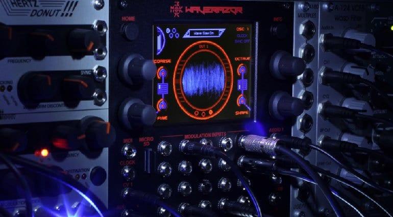 Waverazor Dual Oscillator