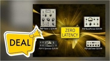 Deal: Get PSP Audioware compressors for less