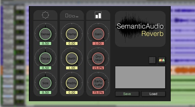 semantic audio safe reverb