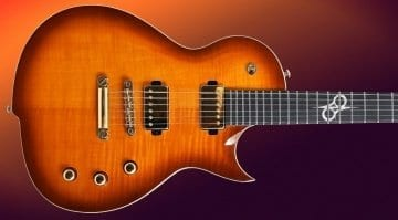 Solar Guitars Type G
