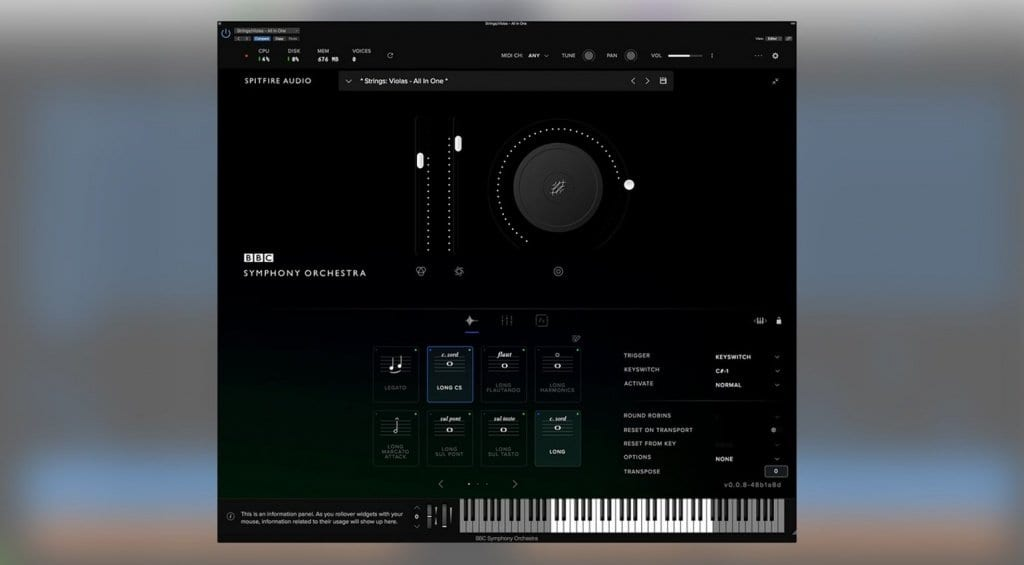 Spitfire Audio brings the BBC Symphony Orchestra to your DAW