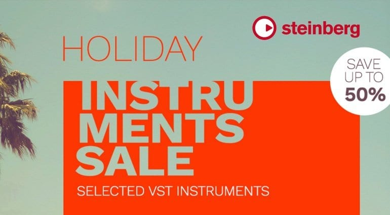 Steinberg holiday instruments sale