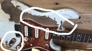Fender Custom Shop Relic Stratocaster