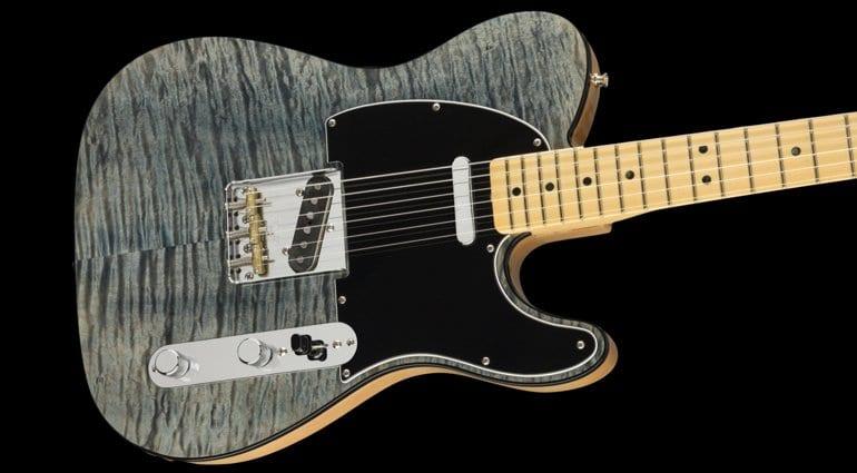 Fender Rarities Maple Top Telecaster